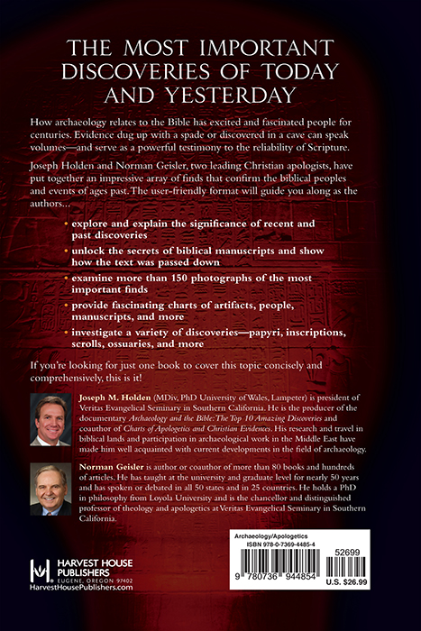 The Popular Handbook Of Archaeology And The Bibleharvest House