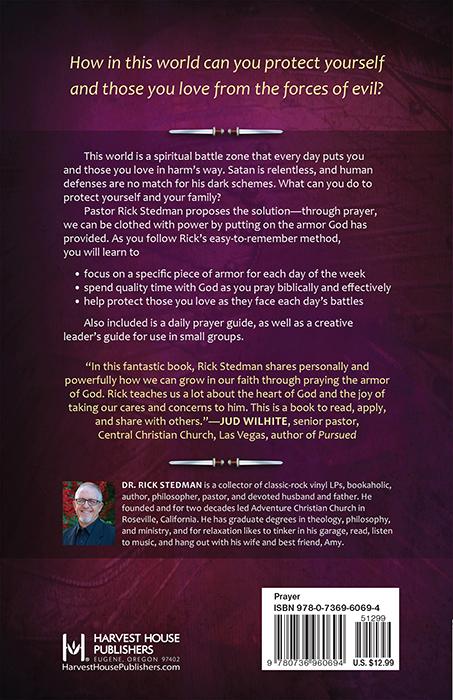 armour of god prayer pdf