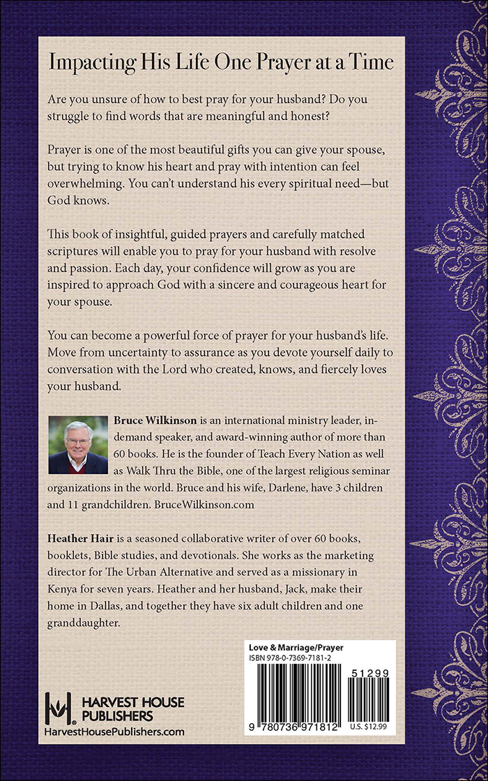 prayer to bring my husband back