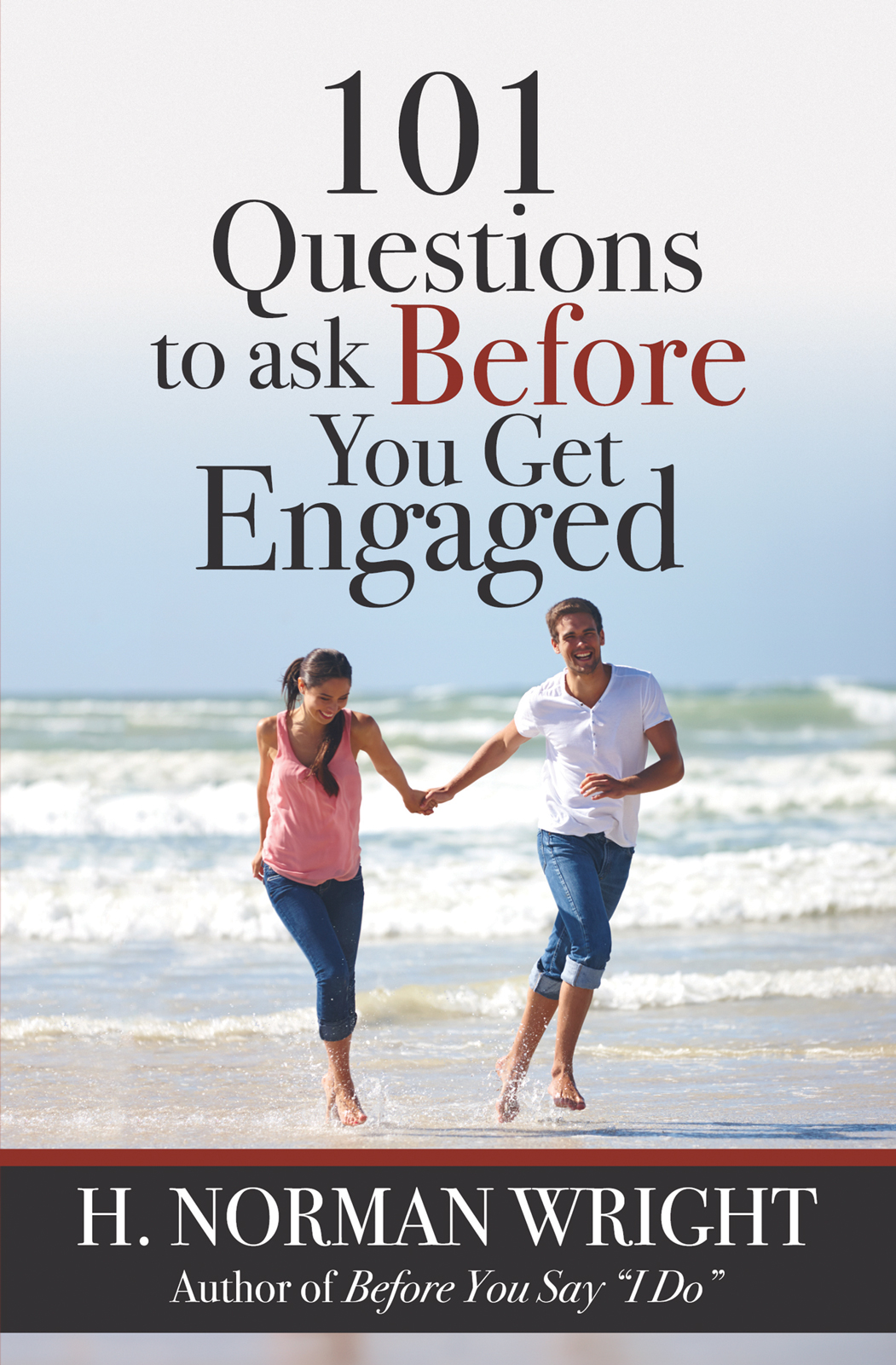 101 Questions to Ask Before You Get Engaged · Front