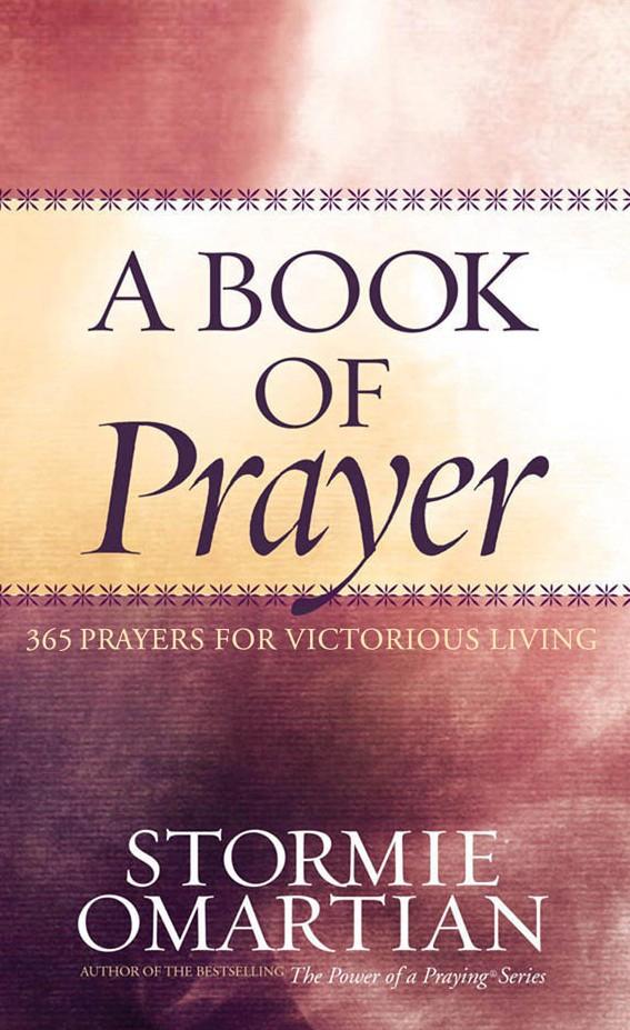 A Book of PrayerHarvest House