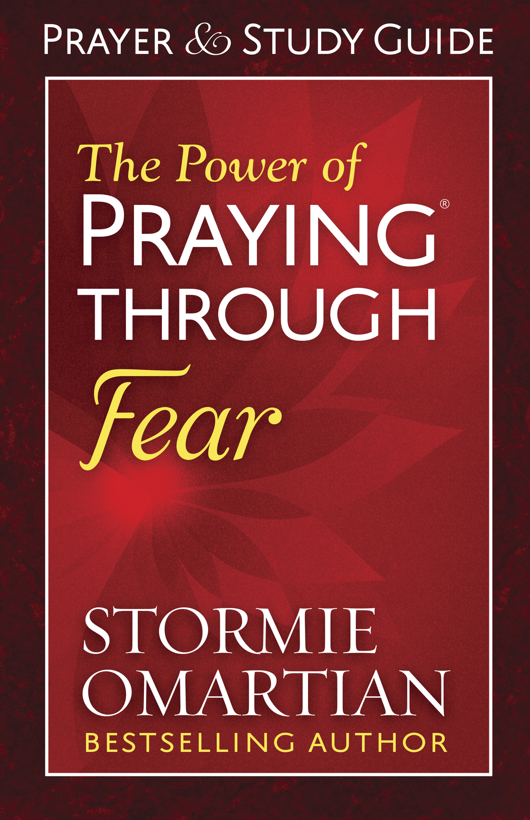 The Power of Praying® Through Fear Prayer and Study Guide. Image Gallery