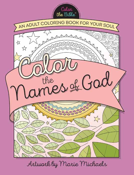 Color the Names of GodHarvest House