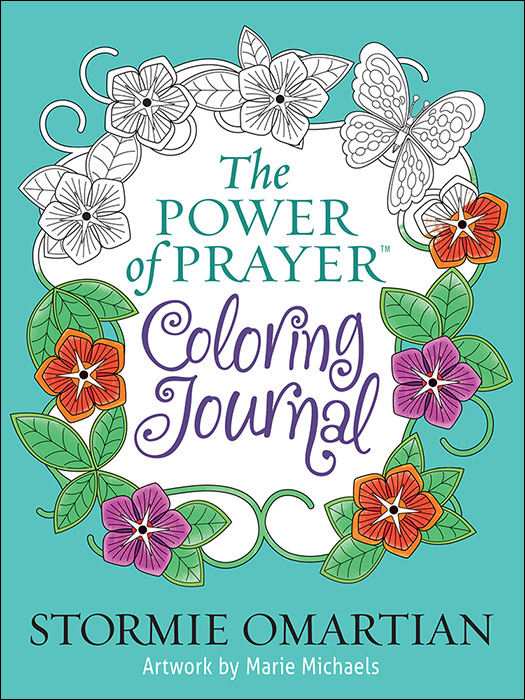 Power of Prayer™ Coloring Journal, TheHarvest House