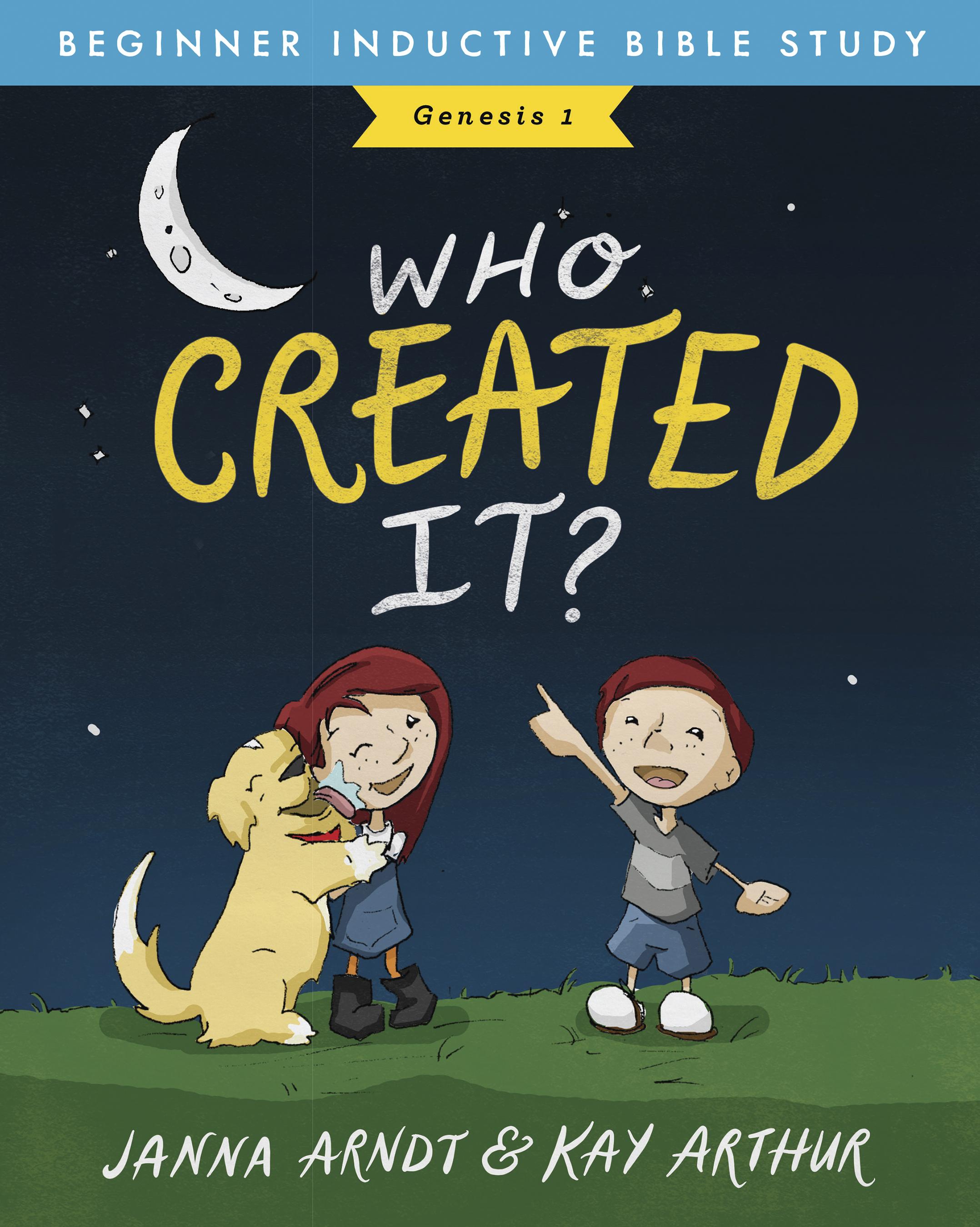 Who Created It? Genesis 1