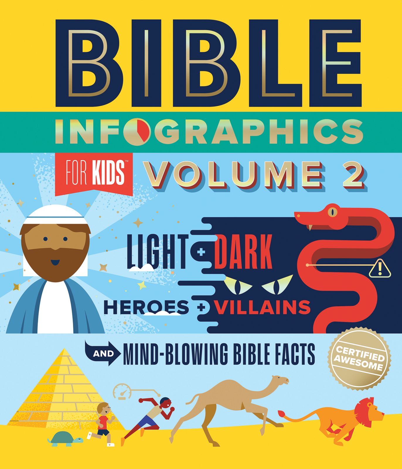 Bible Infographics for Kids Volume 2Harvest House