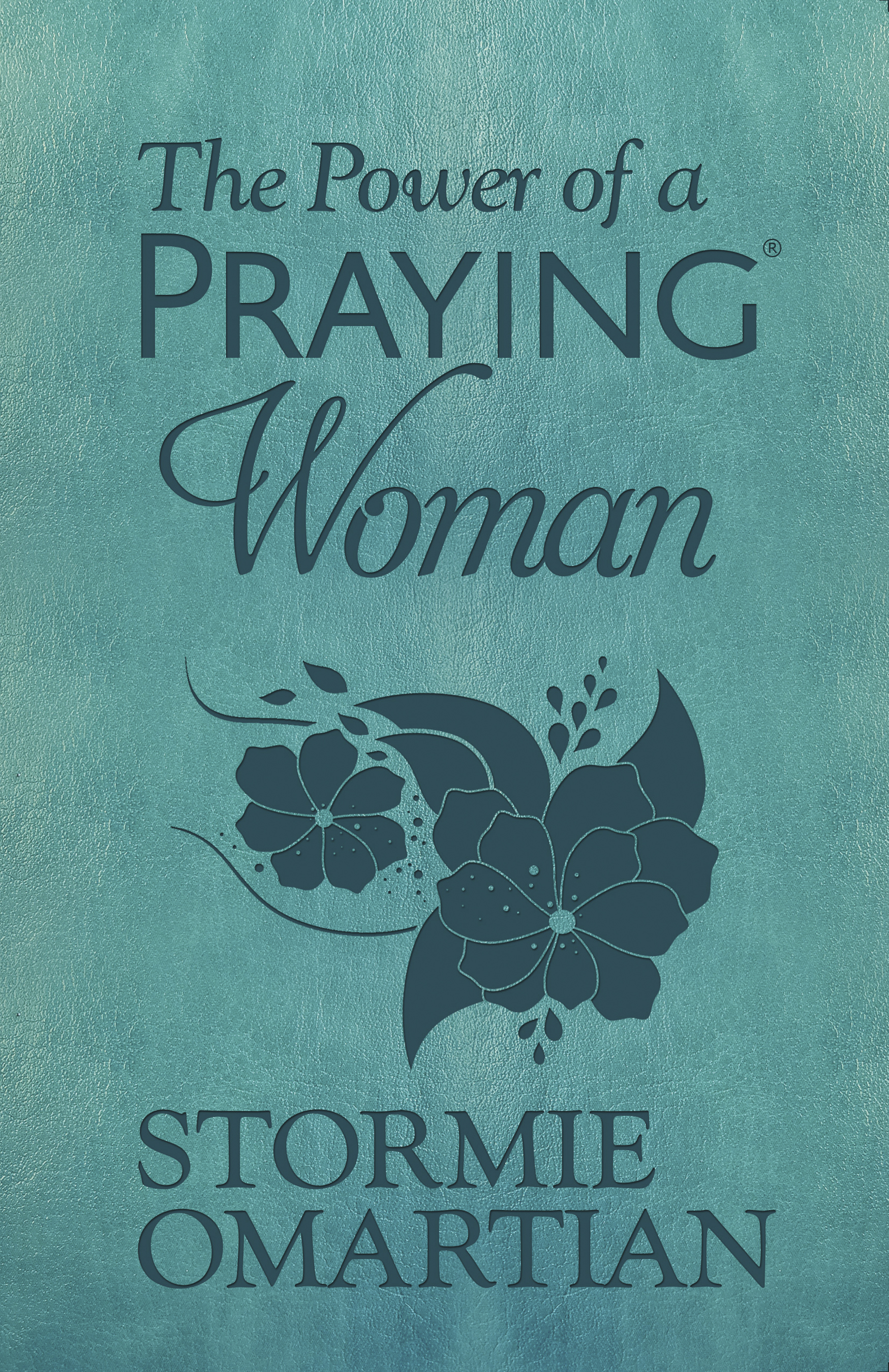 The Power of a Praying® Woman Milano Softone™Harvest House