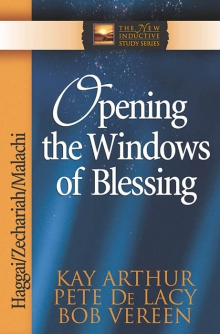 Opening the Windows of Blessing