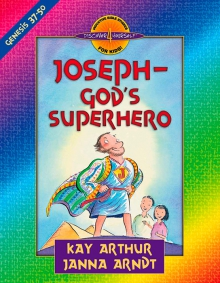 Joseph—God's Superhero