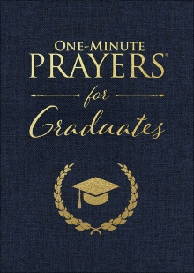 One-Minute Prayers® for Graduates