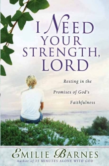 I Need Your Strength, Lord