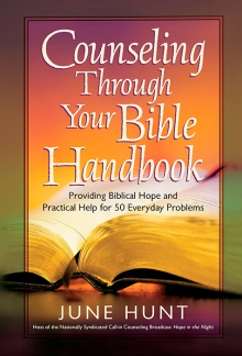 Counseling Through Your Bible Handbook