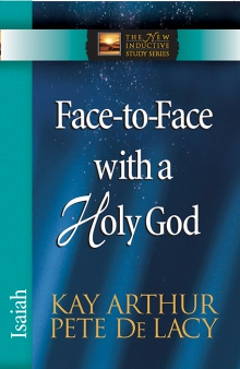 Face-to-Face with a Holy God