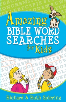 Amazing Bible Word Searches for Kids