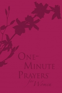 One-Minute Prayers® for Women Milano Softone™ Raspberry