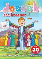 Joseph the Dreamer Sticker Book