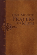One-Minute Prayers® for Men Gift Edition