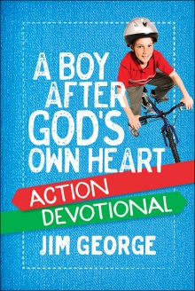 Boy After God's Own Heart Action Devotional