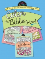 Color the Bible® 3-in-1