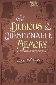 Of Dubious and Questionable Memory
