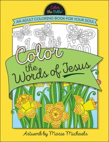 Color the Words of Jesus
