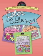 Color the Bible® 3-in-1 (Volume 2)