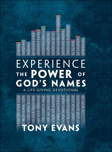 Experience the Power of God's Names