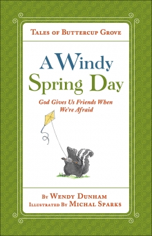 A Windy Spring Day