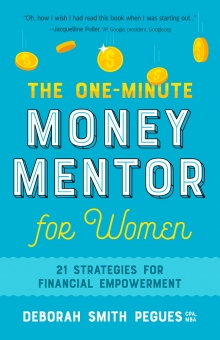 The One-Minute Money Mentor for Women