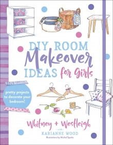 DIY Room Makeover Ideas for Girls