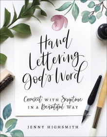 Hand Lettering God's Word