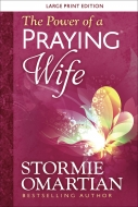 The Power of a Praying® Wife Large Print