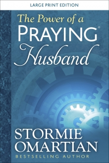 The Power of a Praying® Husband Large Print