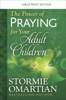 The Power of Praying® for your Adult Children Large Print