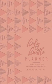 Holy Hustle Planner