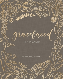 GraceLaced 2021 12-Month Planner