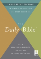 The Daily Bible® Large Print Edition