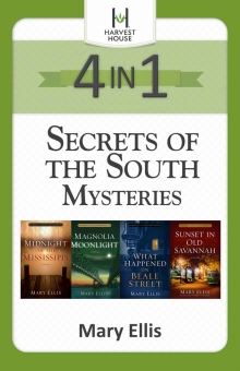 Secrets of the South Mysteries 4-in-1